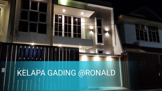 GRESS BINGITT!! GADING KIRANA RUMAH BARU 9X17 JALAN LEBAR KELAPA GADING, Kelapa Gading, Jakarta Utara
