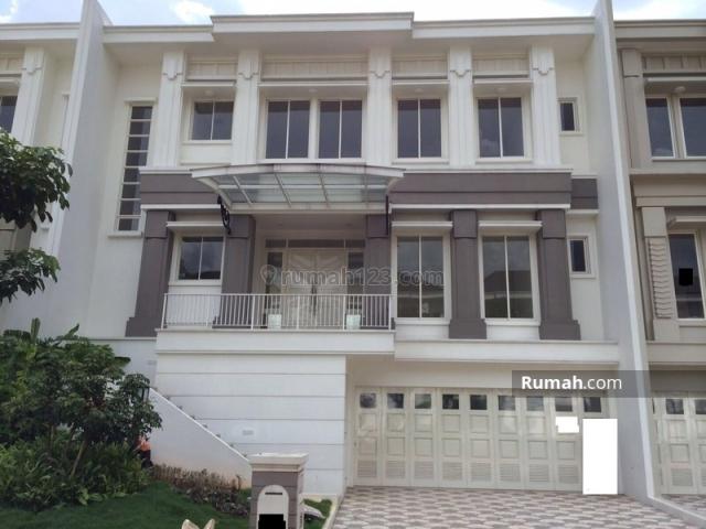Cluster Amethyst murah  dekat club house, Gading Serpong Pondok Hijau Golf, Tangerang