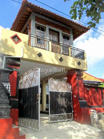 Rumah / Modern Balinese house with Big Garden at Jimbaran Badung Bali, Jimbaran, Badung