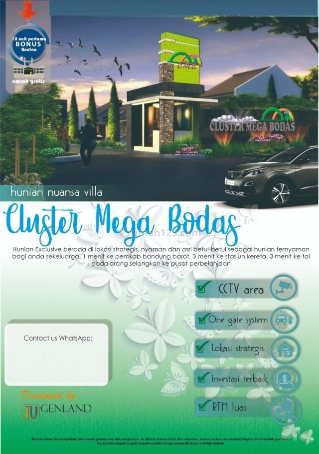 rumah murah di ngamprah bandung barat, Cisarua, Bandung Barat