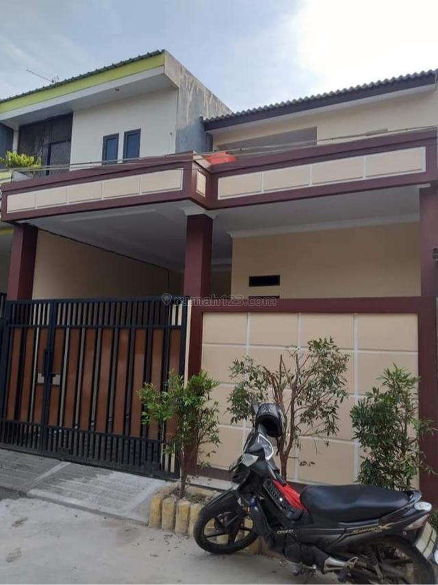 Rumah Mungil Cantik Bagus di Poris Indah NEGO Hadap Timur, Cipondoh, Tangerang