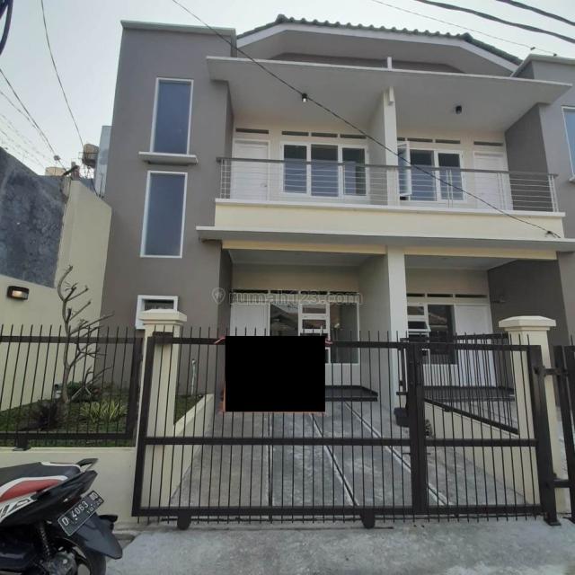 2 Unit rumah baru minimalis 2 lantai dekat Pizza Hut sayap  Buahbatu Bandung, Bandung Kota, Bandung