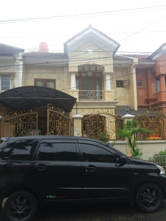 Citra Garden 2 EXT. Rumah Renov bagus LB: 250m2, Cengkareng, Jakarta Barat