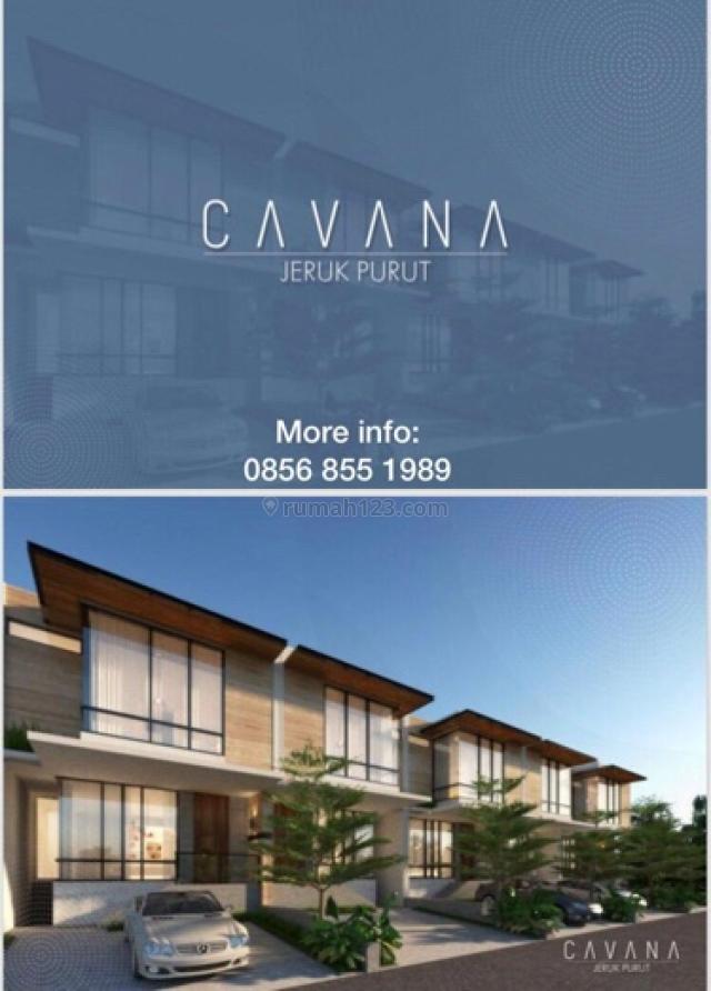Cavana Jeruk Purut Townhouse, Cilandak, Jakarta Selatan