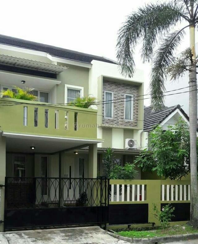 Rumah serpong park,kondisi bangunan bagus,rapi siap huni, Jelupang, Tangerang