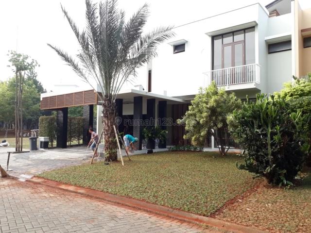Rumah Mewah Full Furnish View Asri,Nyaman, Rapi Di Greencove Bsd, BSD City, Tangerang