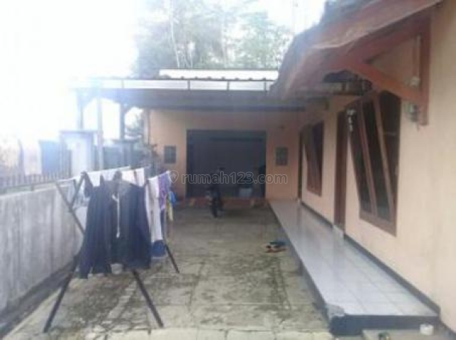 Rumah Tinggal Banyumas Jateng, Cilongok, Banyumas
