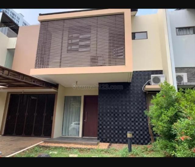 (RA/DV) Rumah Desain Modern Minimalis Lingkungan Asri,BSD City, BSD City, Tangerang