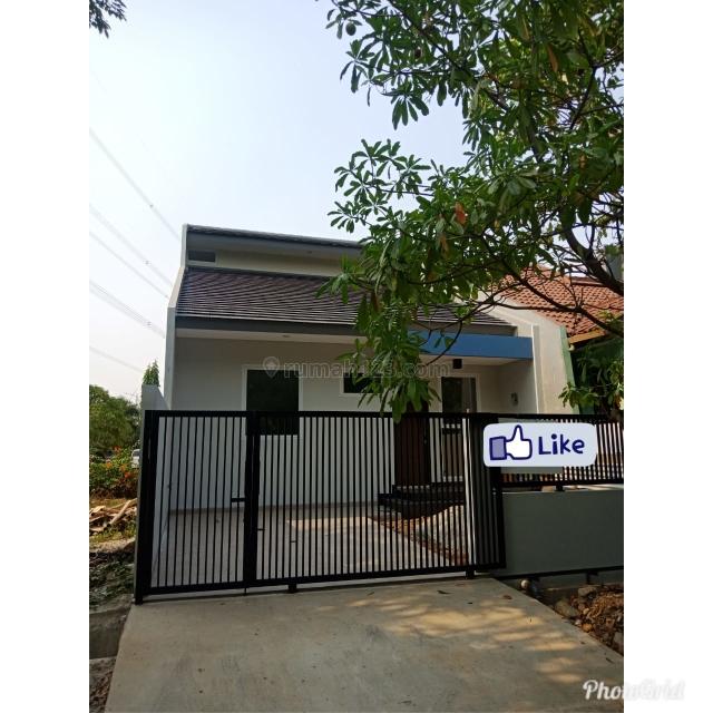 Rumah di Metro Permata 1 (uk.7x15) Bangunan Baru , Metro Permata , Tangerang, Metro permata, Jakarta Barat