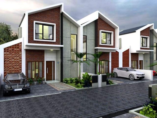 FREE Biaya KPR Rumah 2 Lantai  dkt G Sharon Cipamokolan Bandung, Margahayu, Bandung