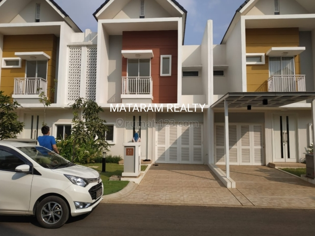 Summarecon Cluster Amanda Type Basic ada Club House, Gede Bage, Bandung