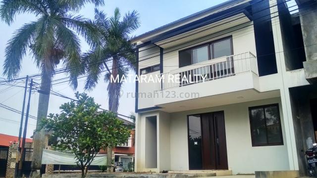 Rumah Baru Dalam Komplek Ekslusif Pelangi Antapani, Antapani, Bandung