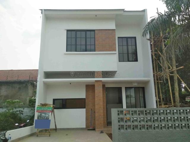 Rumah Baru 2 Lantai Kodau Jatimekar Tol Jatiwarna | RumahPro, Jati Mekar, Bekasi