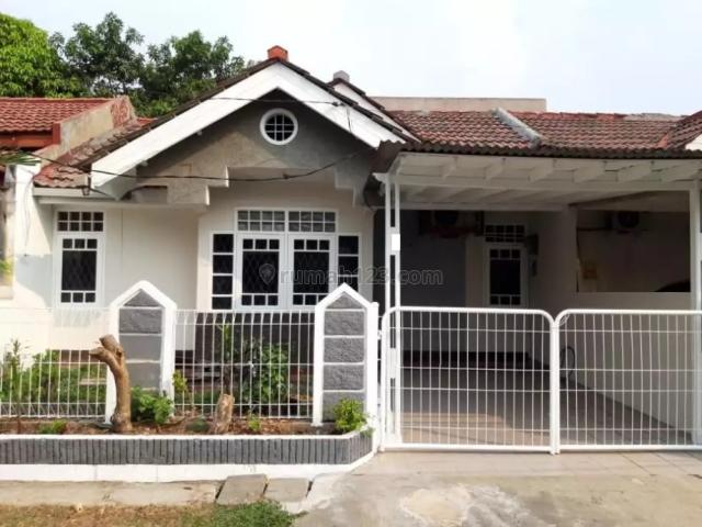 (DV/RA) Rumah Siap Huni,Nusaloka, BSD Nusaloka, Tangerang
