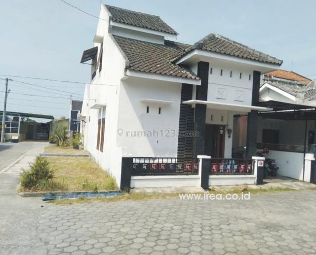Rumah Cluster Siap Huni Delanggu, Delanggu, Klaten
