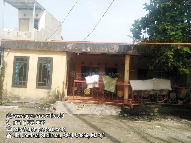 Rumah Di Perumahan Srigading KM 14, Banyuasin Palembang, Betung, Banyuasin