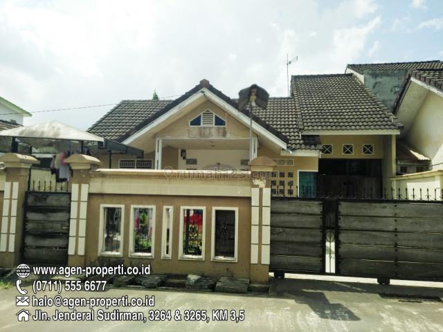 Rumah di Perumahan Sukajaya Permai Sukabangun 2 Palembang, Sukarame, Palembang