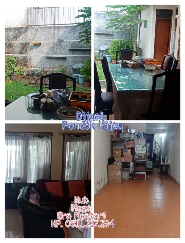 Rumah Siap Huni & Terawat, Pondok Hijau, Bandung