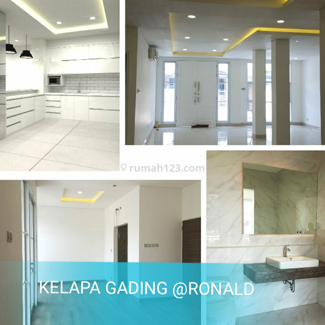 JARANG ADA!! GADING KIRANA BRAND NEW MINIMALIS 9X17 KELAPA GADING, Kelapa Gading, Jakarta Utara