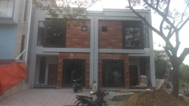 Rumah Greencourt - JARANG ADA - Brandnew - Minimalis 150m2, Cengkareng, Jakarta Barat