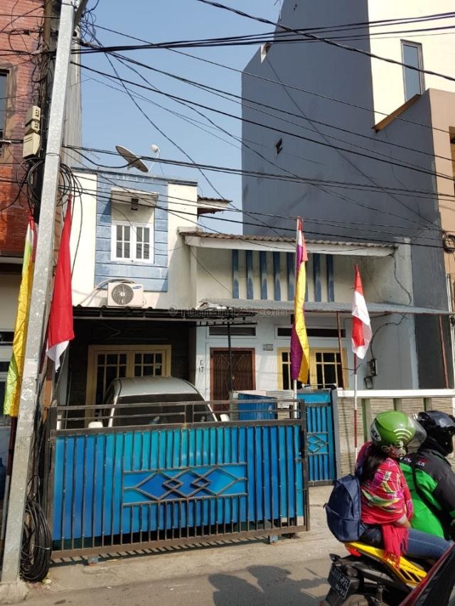 Rumah Komplek DKI Sunter Jaya, Sunter, Jakarta Utara