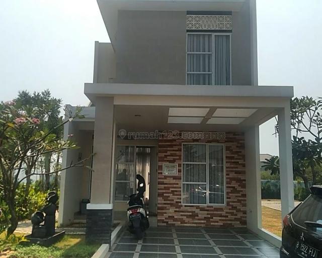 Cluster Rumah 2 Lantai Dekat Mall Plaza Indonesia, Jababeka, Bekasi