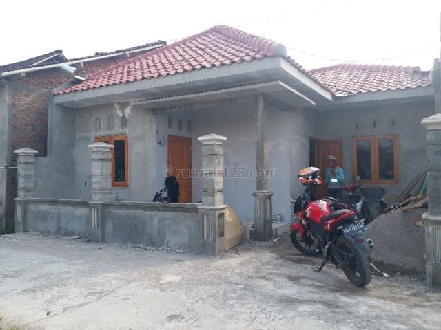 Rumah Gress Bagus Ready Stock Murah Gagak Sipat, Ngemplak, Boyolali