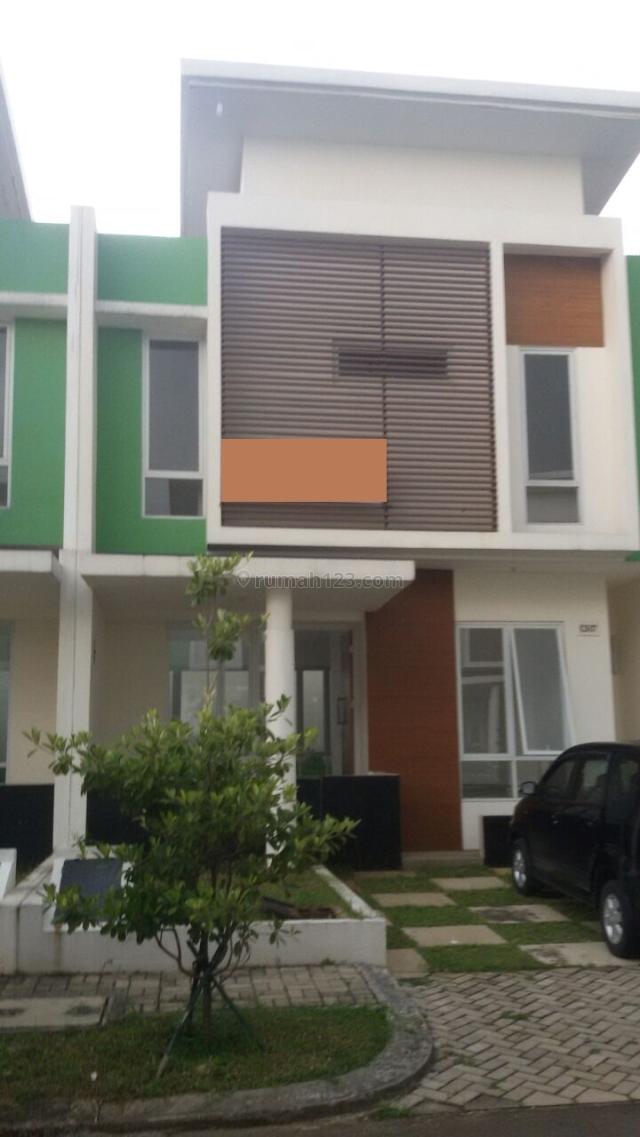 2193 Dapatkan Rumah Cluster Hadap Barat Daya 2 Lantai di Tangerang, Panongan, Tangerang