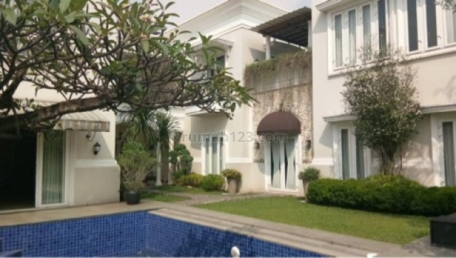 Rumah Mewah Seperti Istana Bukit Cinere Indah Harga TURUN HARGA!!!!, Cinere, Jakarta Selatan