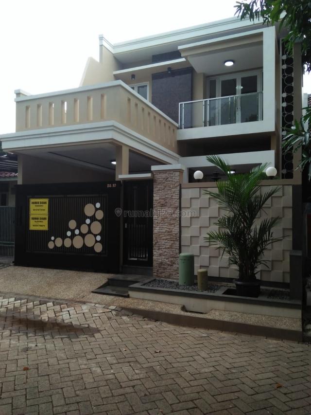 Rumah brand new di Villa serpong BSD, Lengkong Kulon, Tangerang