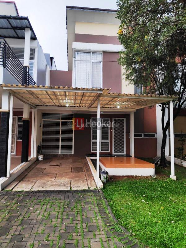 Dijual Rumah Furnished di Eastern Cosmo The Icon, BSD City, Tangerang