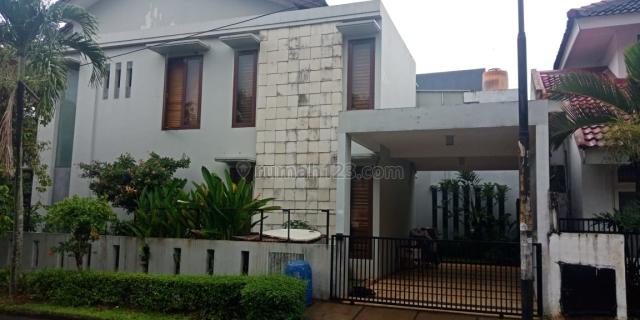 Rumah cantik, bagus sangat murah di Perumahan Bintaro Jaya, Pondok Pucung, Tangerang