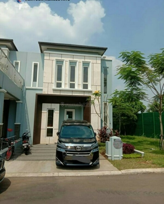RUMAH DI ALAM SUTERA LT 7x25 m2 (HUB: 0813-7733-8080) LUQMAN PR 26816, Alam Sutera, Tangerang
