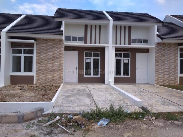 Rumah Minimalis Modern, Murah Tanpa Dp, Strategis Di Dekat Stasiun Cilebut Bogor, Cilebut, Bogor