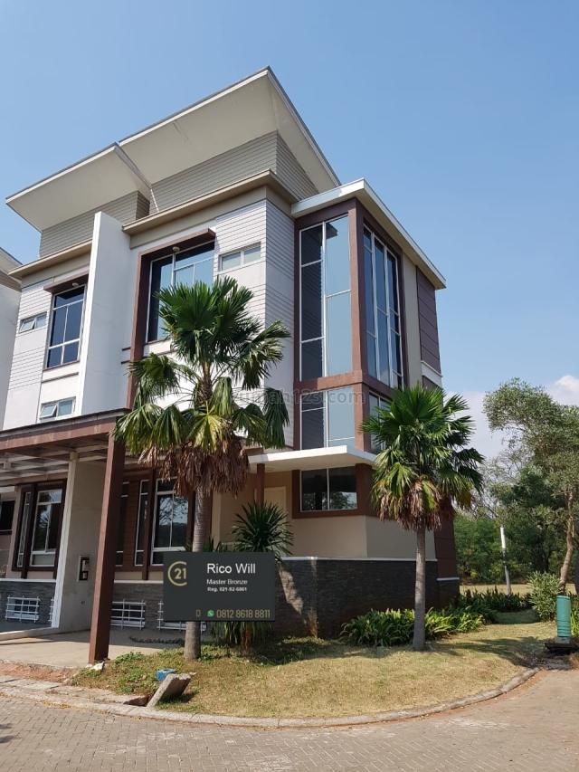 RUMAH EXCLUSIVE MINIMALIS PIK, LIFT N LUXURY GOLF VIEW, Pantai Indah Kapuk, Jakarta Utara