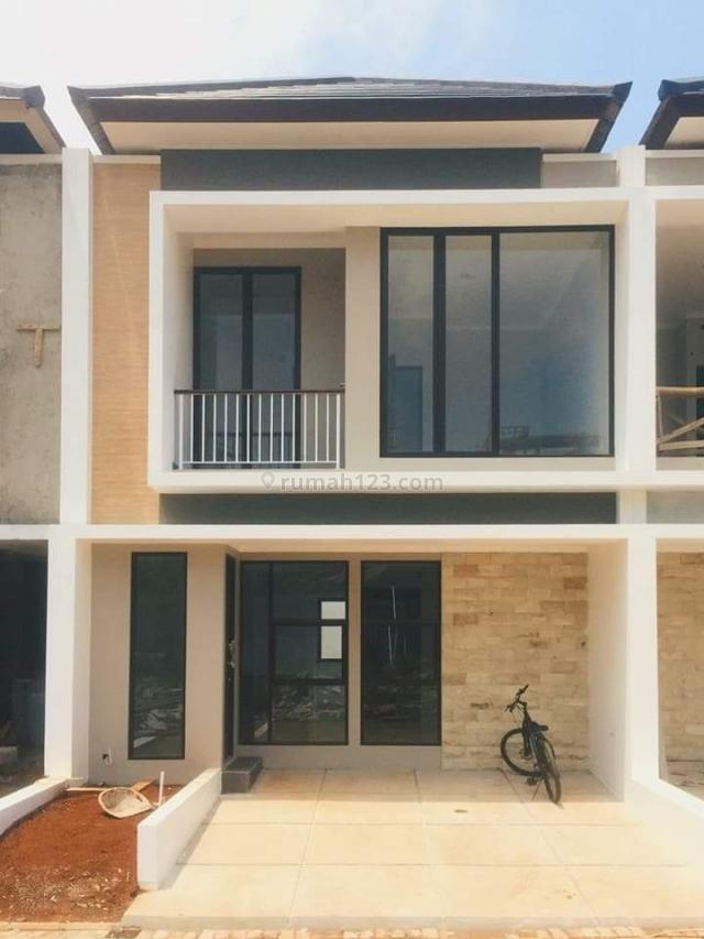 Rumah cantik asri minimalis, BSD, Tangerang