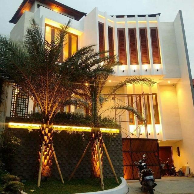 Rumah Mewah Tropical Modern area Taman Kencana Permai, Pondok Indah, Jakarta Selatan, Pondok Indah, Jakarta Selatan