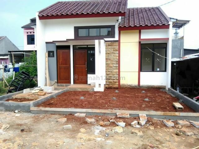 rumah ready asri, Cipayung, Depok