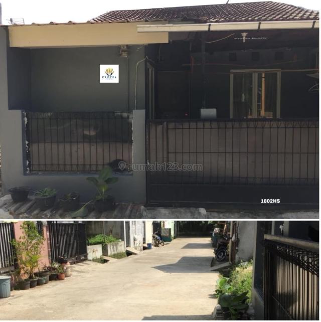 Rumah di Perkomplekan Lengkong Astek (1802), Lengkong Kulon, Tangerang