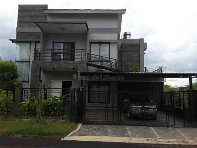 Rumah Minimalis Siap Huni View Pegunungan Sentul City, Bogor, Sentul City, Bogor