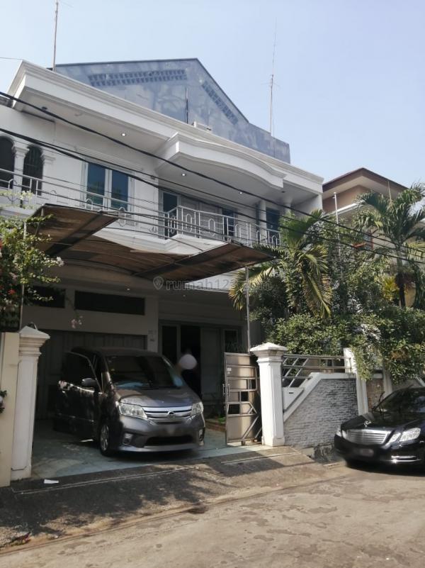 Rumah Di Jalan Kelapa Sawit Area Jakarta Utara, Kelapa Gading, Jakarta Utara
