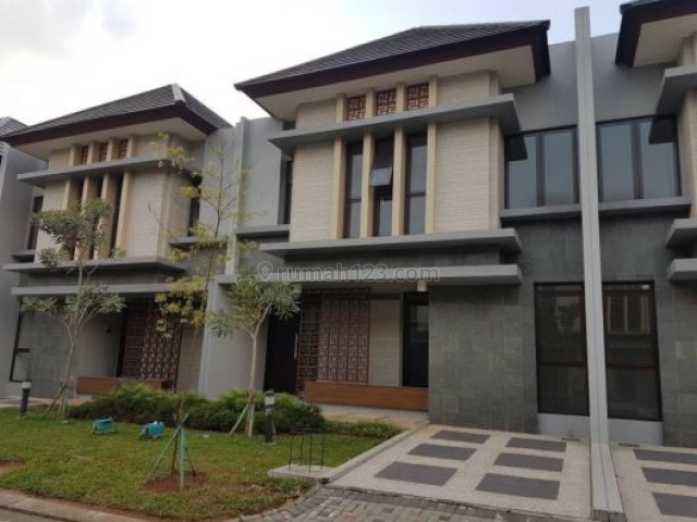 Rumah The Eminent BSD Cluster Precia, Uk 7x16, BSD, Tangerang