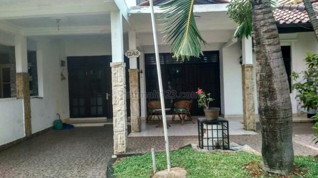 Rumah Daerah Lebak Bulus, Cilandak, Jakarta Selatan