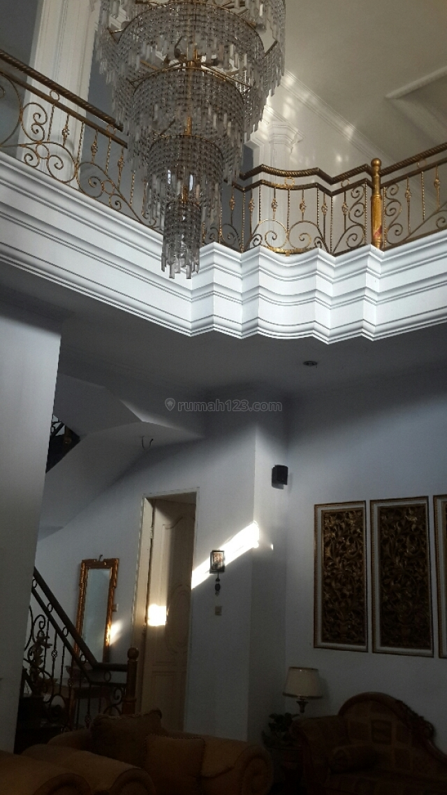 Rumah Mewah 2 lantai di Pejuang, Pejuang, Bekasi