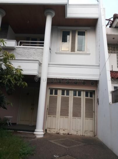Rumah bagus terawat, Meruya, Jakarta Barat