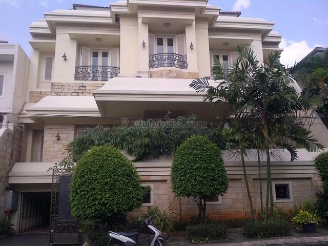 Nice And Modern House,very Quiet,prestigious,strategic, Pondok Indah, Jakarta Selatan