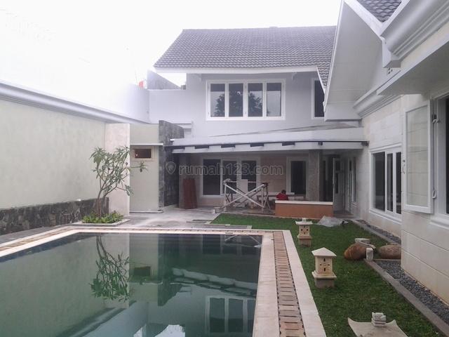 Brand New,semi Furnished,comfortable, Location Close To Ais, Kemang, Jakarta Selatan