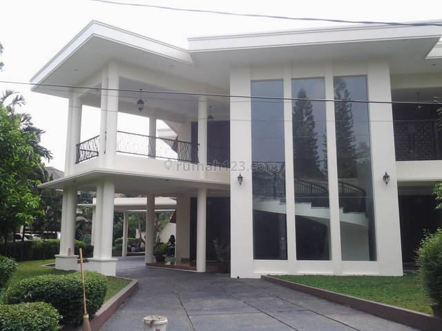Brand New In The Town House ,luxury,quiet,near Dutch School, Kemang, Jakarta Selatan