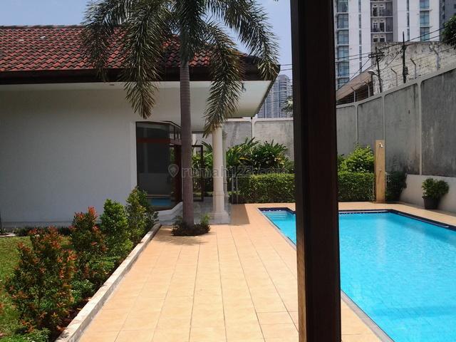 Big House,close To Essence Aprtmen,kemang Vilage & Blokm, Kebayoran Baru, Jakarta Selatan