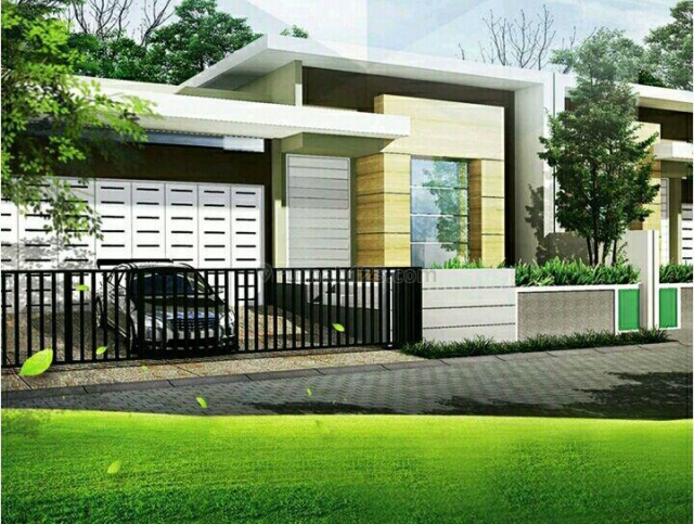 Rumah Ready BOOGEY di Golf Residence Graha Candi Golf, Candisari, Semarang